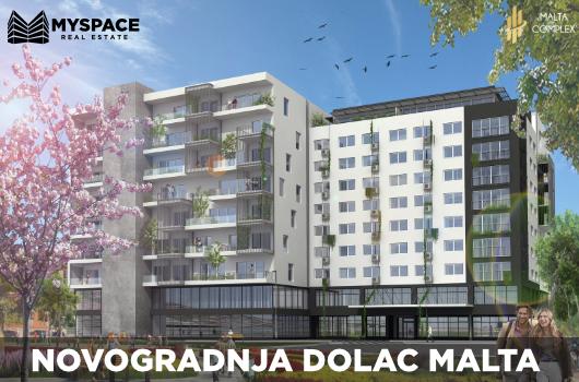 DOLAC MALTA SARAJEVO - NOVOGRADNJA